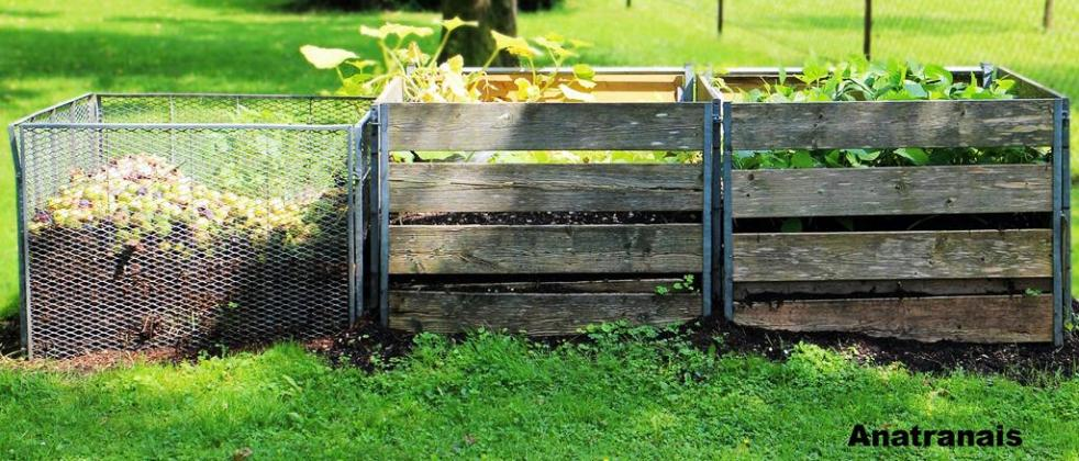 Composting Bins soil care maintenance